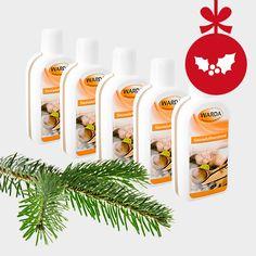 Unsere Saunaaufguss-Special-Edition mit wunderbar weihnachtlichen Düften ist das ideale Geschenk für alle Saunaliebhaber. #sauna #weihnachten #geschenk #aufguss #wellness