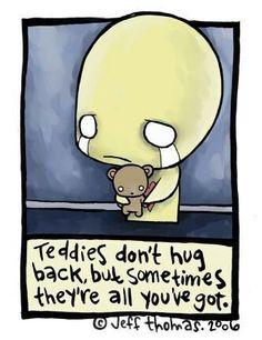 Teddy :(