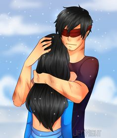 Jettnight | Aphmau and Aaron