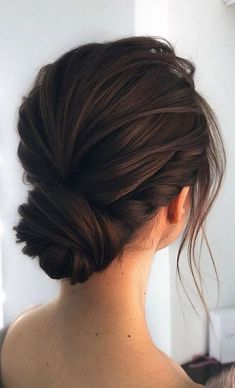 Gorgeous super chic hairstyle thats breathtaking bunhairstyles unique wedding updo hairstyle messy updo bridal hairstyle updo hairstyles wedding hairstyles weddinghair hairstyles updo hairupstyle chignon braids simplebun 17 lazy hair ideas for girls Hair And Beauty, Beauty Tips, Hair Up Styles, Updo Styles, Chic Hairstyles, Hairstyle Ideas, Bridesmaid Updo Hairstyles, Gorgeous Hairstyles, Unique Wedding Hairstyles
