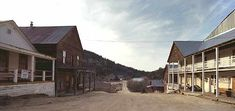 ghost town indaho | City is the queen of Idaho ghost towns. And while she may be a ghost ...
