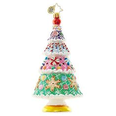 Bonbon Delights - This sweet tree is the perfect Christmas confection! It's deliciously delightful for any tree.