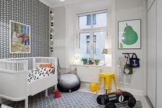 Πως να διακοσμήσεις ένα μικρό παιδικό δωμάτιο – Sigreki Anna Interiors