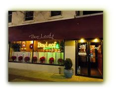 "The Bay Leaf ""Local long standing favorite. Fantastic Fusion menu with exceptional service."""