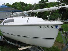 2002 Hunter Marine 212 located in Pennsylvania for sale