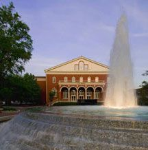 East Carolina University - is that the building where they have all my money?