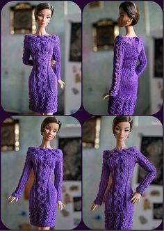 https://flic.kr/p/LejfQP   purple dress for Darla