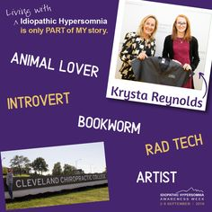 The annual international Idiopathic Hypersomnia Awareness Week. September Living with Idiopathic Hypersomnia is only part of my story. Idiopathic Hypersomnia, Give Hope, Raising Kids, Introvert, Good People, Disorders, Book Worms, How To Find Out