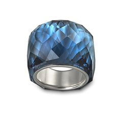 myer guess vertigo watch waterproof guesswatches com the elegance and beauty of swarovski designs are presented in this striking ring beautifully crafted in faceted blue crystal a silver inner ring
