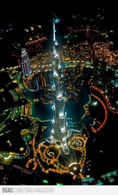 """venture: """" exquisite-planet: """" Burj Khalifa, Dubai, UAE """" Add the tallest building in the world to your Bucket List! Visit the observation deck of the Burj Khalifa and experience Dubai from the top. Dubai City, In Dubai, Dubai Uae, Dubai Tour, Dubai Desert, Visit Dubai, Dubai Burj Khalifa, Places To Travel, Places To See"""