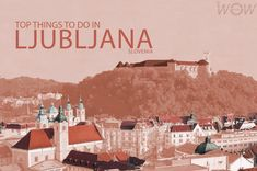 Ljubljana is one of the most charming towns we have visited in our lifetime. From the Dragon Bridge to the historic Castle, below are the Top 10 Things To Do In Ljubljana.