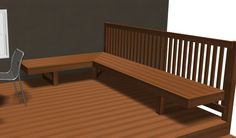 Deck Pictures Gallery | Deck Bench command added
