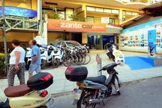 Zante Car is one of the largest Rent a Car companies that operates in Zakynthos island since 2000 and it's situated in Tsilivi one of the most popular resorts.   It's fleet is composed from the most modern cars, as it takes into consideration always the needs of market and the requirements of its customers.   Its main concern is to provide excellent customer service accompanied always with the most competitive rates as Zante Car respects the market does business in.