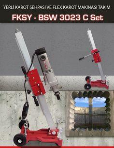 FLEX karot makinaı ve yerli karot sehpası takımı. Beton delme işlerinde profesyonel çözüm. http://www.ozkardeslermakina.com/urun/karot-makinasi-seti-flex-fksy-bsw3023c-set/ #flex #karot #karot_delme #beton_delme #beton_kesme_makinası #karot_makinası #karot_delme_makinesi #karot_sehpası #karot_makinası