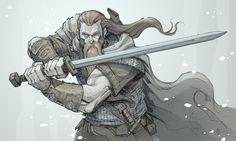 Blademaster by Max-Dunbar on deviantART