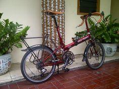 Bike Friday New World Tourist