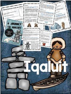 Journey to Iqaluit - An Alberta Grade 2 Social Studies Inquiry Unit Social Studies Communities, Social Studies Activities, Teaching Social Studies, Aboriginal Education, Indigenous Education, Canadian Social Studies, Learning Websites For Kids, Grade 2 Science, Cultural Studies