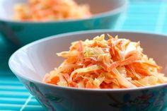 20 idee per ANTIPASTI da fare con solo 3 ingredienti Coleslaw, Unique Recipes, Ethnic Recipes, Food Shows, Sweet Potato, Macaroni And Cheese, Cabbage, Potatoes, Treats