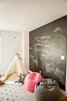 Trend to try | Chalkboard paint