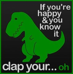 makes me smile 'cuz it cracks up my kids EVERY. TIME.  :)  :)