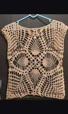 Fabulous Crochet a Little Black Crochet Dress Ideas. Georgeous Crochet a Little Black Crochet Dress Ideas. Crochet Square Patterns, Crochet Chart, Love Crochet, Learn To Crochet, Irish Crochet, Diy Crochet, Crochet Designs, Crochet Stitches, Crochet Top