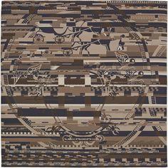 Hermès - Glitch (coton & soie)