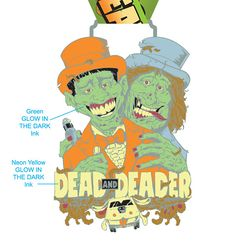 Dead and Deader Virtual Run