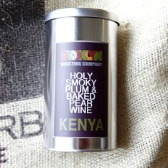 Kenya   $13. Enjoy the plum, pear and wine-like notes of this special single origin coffee. Available at: manykitchens.com