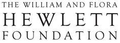 Hewlett Foundation Logo