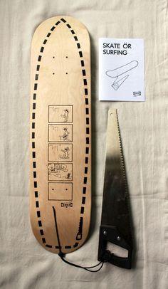 """GOOD LUCK""___SDA 2012 Skate Deck Art by zhan wei, via Behance: gone off regular street skate decks, really love the shape of surfer/longboards...more versatile."