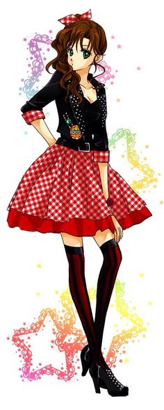 Sailor Moon by月の記憶 * Google for Pinterest pals1500 free paper dolls at Arielle Gabriels The International Paper Doll Society also Google free paper dolls at The China Adventures of Arielle Gabriel *
