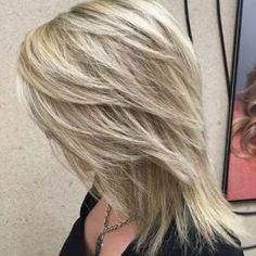 Awesome Medium Length Hairstyles 2020 - Pretty Hottest Shoulder Length Haircuts Part 26 Messy Bob Hairstyles, Undercut Hairstyles, Feathered Hairstyles, Party Hairstyles, Hairstyle Ideas, Wedding Hairstyles, Layered Hairstyles, Hairdos, Straight Hairstyles