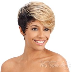 Freetress Equal Synthetic Wig - ERIN (futura) [7930]