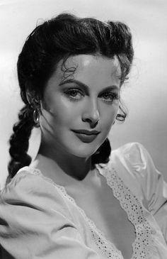 Hedy Lamarr, Tortilla Flat, 1942