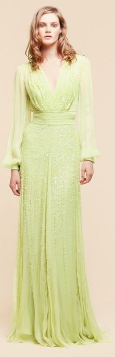 Elie Saab 엘리 샤브 / Resort 2012 Paris   Resort 2012 /