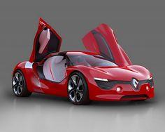 Stunning Renault Dezir Concept