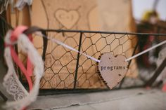 Wedding Programs - Rustic Wedding - Wood Burned - Hand Drawn Programs - DIY - Barn Wedding