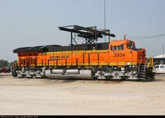 RailPictures.Net Photo: BNSF 3934 BNSF Railway ET44C4 at Galesburg, Illinois by Matthew Griffin