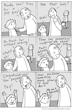 These Comics About Father's Love Is Pure And Heartwarming - RandomOverload 4 Panel Life, Life Comics, Funny Memes, Hilarious, Parenting Done Right, Faith In Humanity Restored, Fathers Love, Funny Comics, Comic Strips