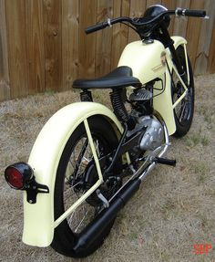 See this image on Tom Gray Collection: Moped Bike, Trike Scooter, Sportster Motorcycle, Vespa Vintage, Vintage Bikes, Vintage Motorcycles, Triumph Motorcycles, Harley Davidson Motorcycles, Bsa Bantam