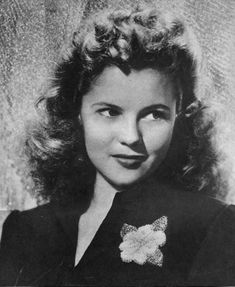 Shirley Temple Age 16, 1944 Since You Went Away http://www.fanpop.com/clubs/shirley-temple/images/4974163/title/shirley-since-went-away-photo