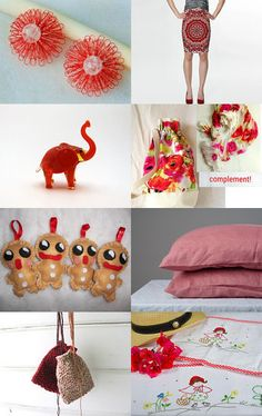 Red for tonight!!! by Sissy Atsidakou on Etsy--Pinned with TreasuryPin.com