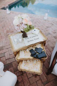 RENTALS One True Love Vintage Rentals PHOTOGRAPHY Nirav Patel {click through for full vendor list}