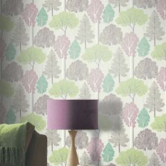 "Found it at Wayfair.ca - Ellwood 33.5' x 22"" Floral and Botanical Wallpaper"