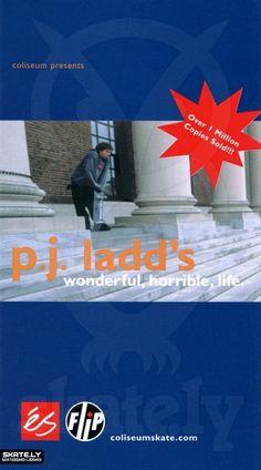 PJ LADD'S WONDERFUL HORRIBLE LIFE