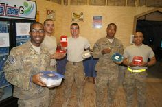 USO Drive 2013: The troops we supported in Afghanistan.