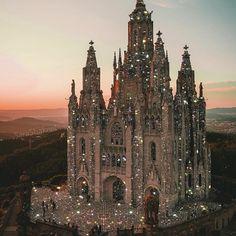 Sagrada Familia Barcelona Spain November 08 2019 at Iphone Wallpaper Tumblr Aesthetic, Aesthetic Pastel Wallpaper, Aesthetic Backgrounds, Wallpaper Backgrounds, Aesthetic Wallpapers, Glitter Wallpaper, Iphone Backgrounds, Desktop Wallpapers, Boujee Aesthetic