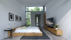 Memory house in Mercedes by +Arqs 12 - MyHouseIdea