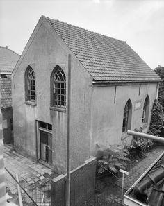 Synagoge, Enschedesestraat 1 in Haaksbergen | 1977 - Rijksmonumenten.nl