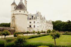Chambord Castle, Villandry gardens and Chenonceau Castle